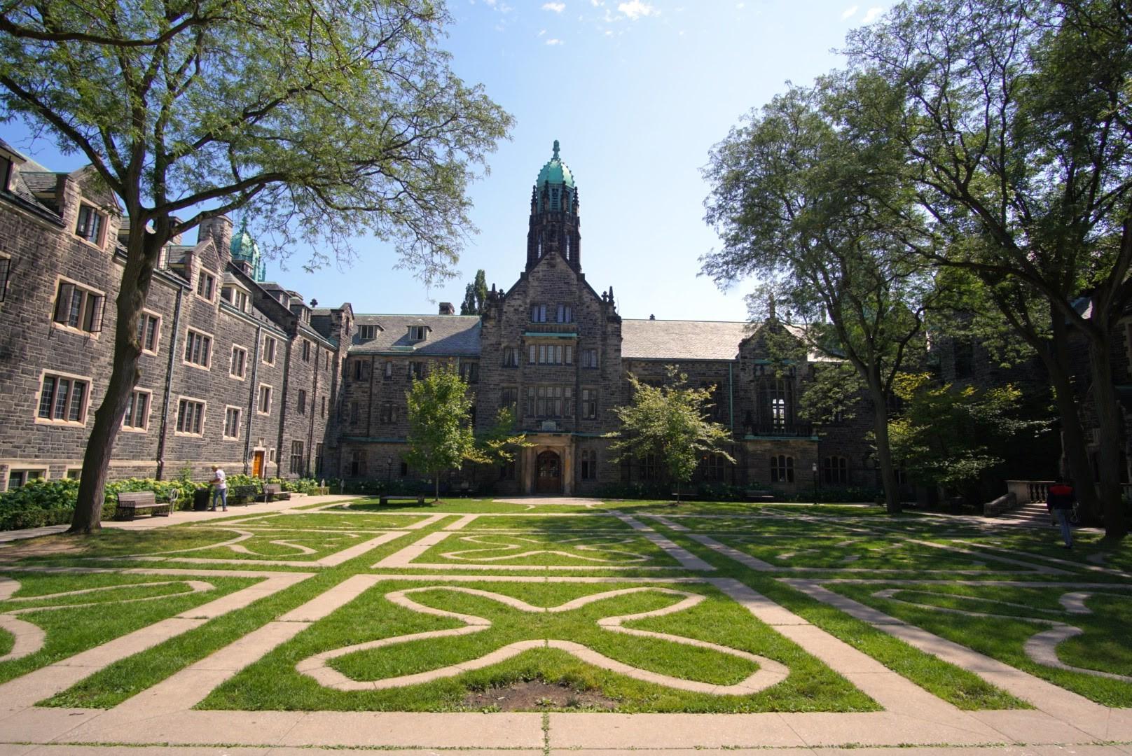 The Quad at Trinity College